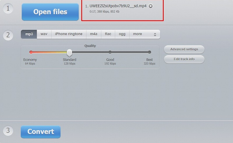 How to convert iPhone videos to mp4 format for free