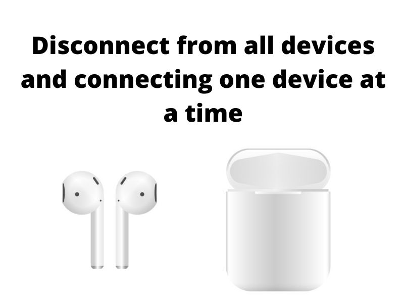 disconnecting and reconnecting