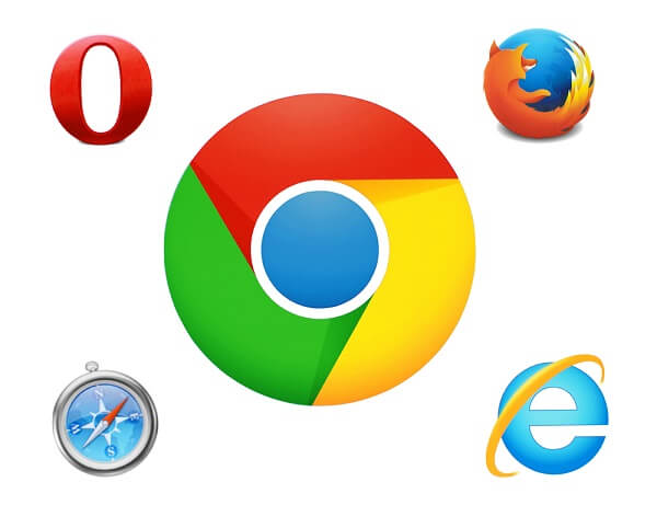 Change the browser you are using