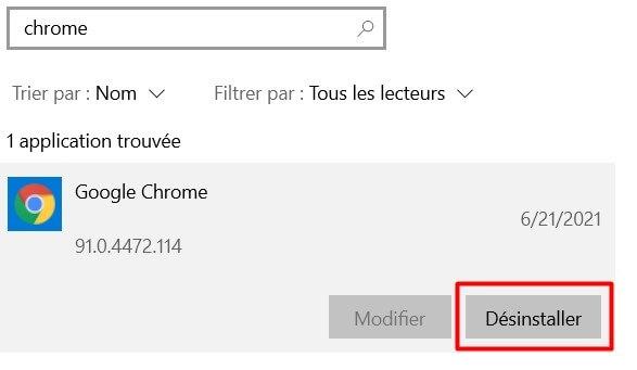 Re-install the app to fix googlecontunie