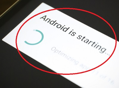 Restart your android phone to fix the google app error