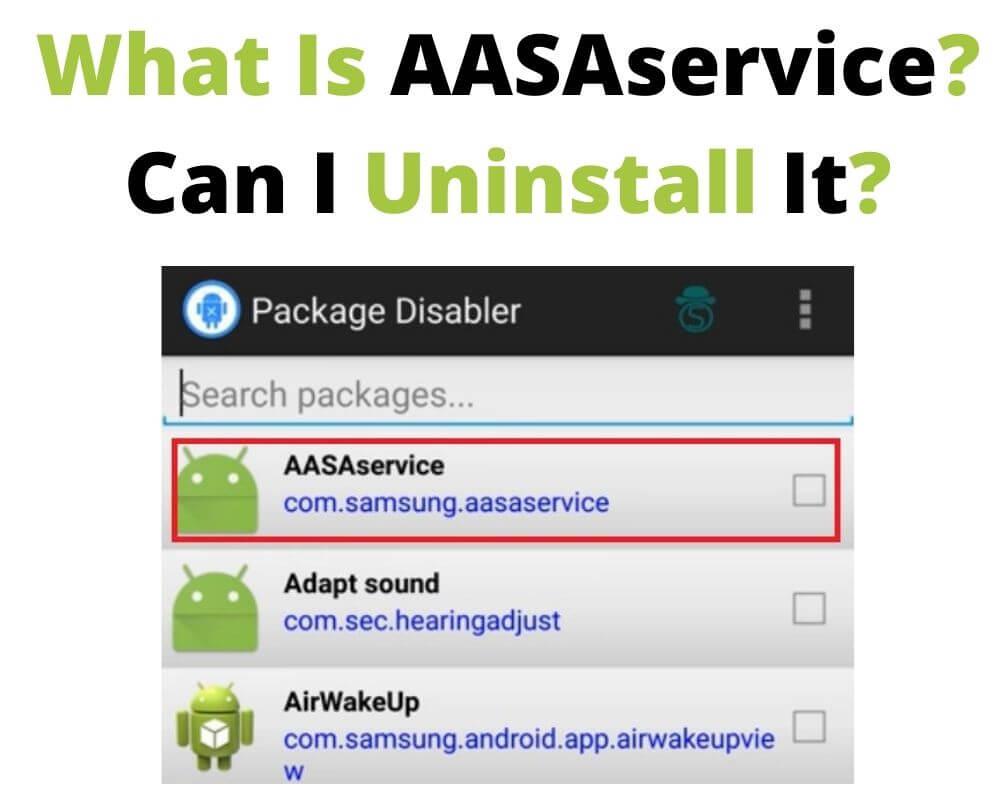 AASAservice
