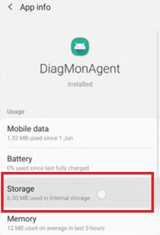 Fix DiagMonAgent