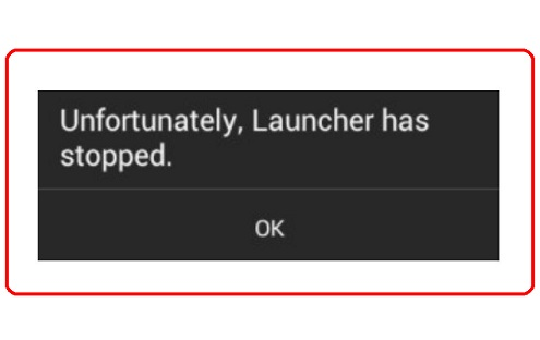 Unfortunately Launcher3 has stopped working