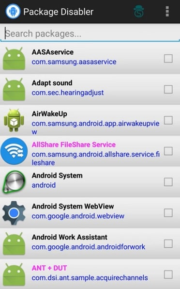 What Is AASAservice App on Samsung