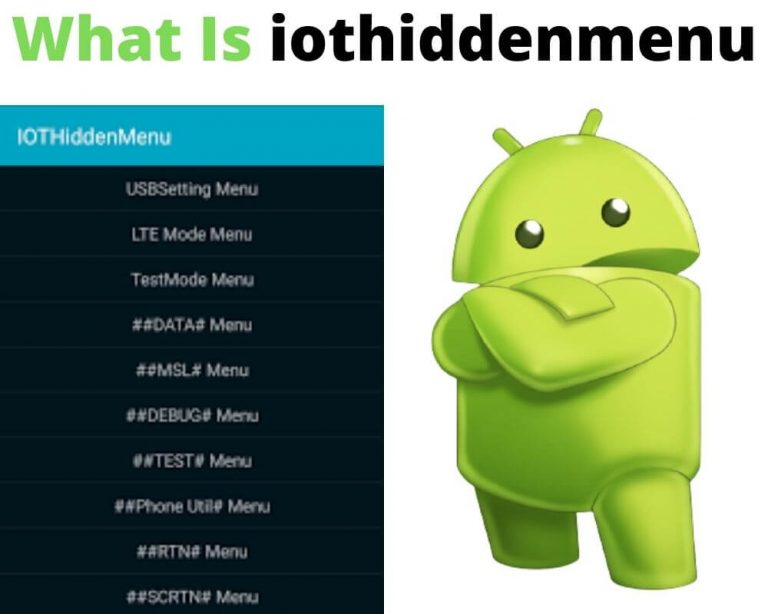 What Is iothiddenmenu App on Android