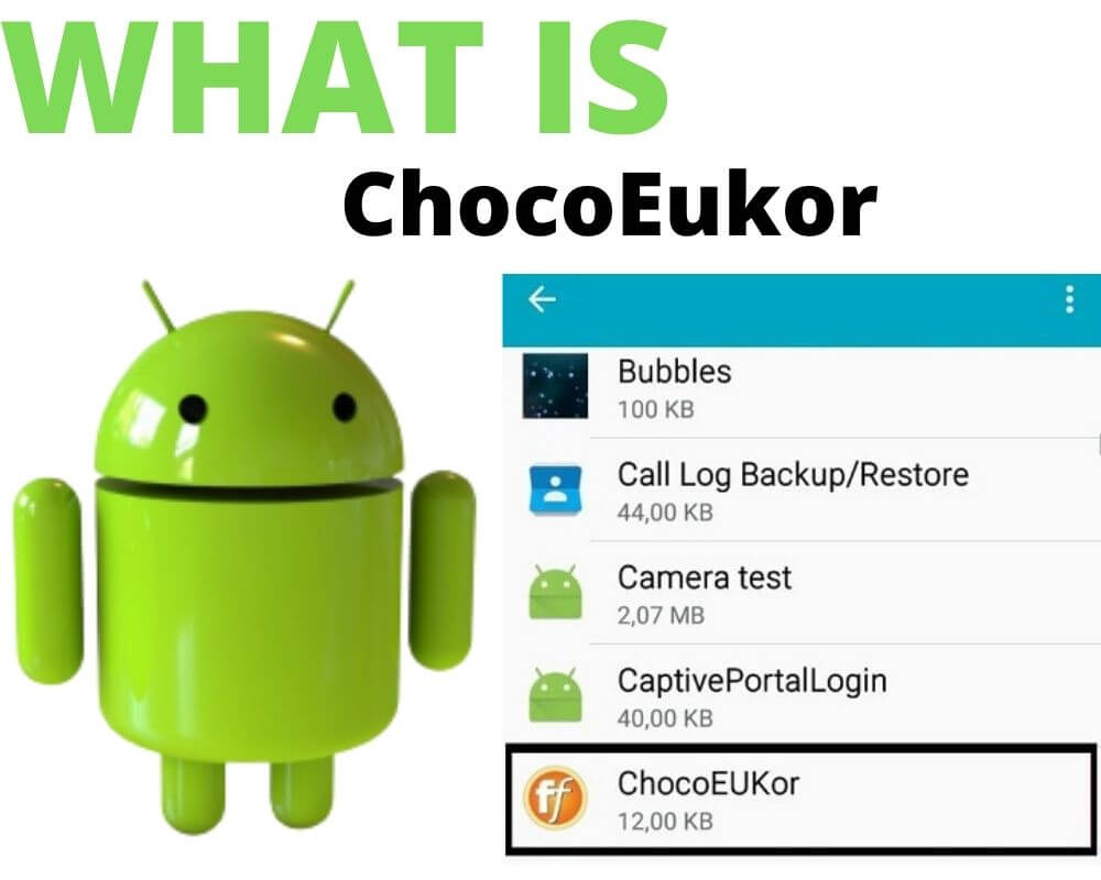 What Is ChocoEukor Android App