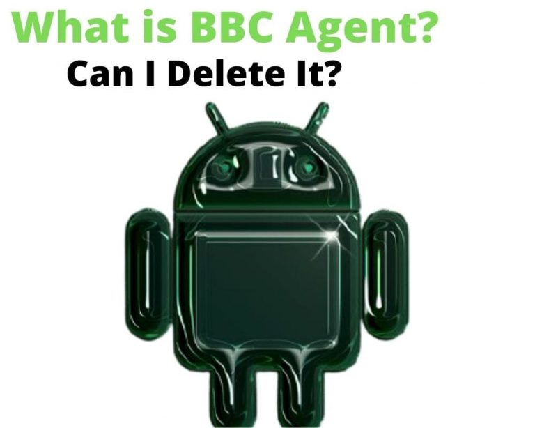 What is BBC Agent Android App